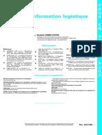 Cours - Techniques de l'Ingénieur - Système d'Information Logistique et Transport.pdf