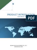Electrical Instruments Catalogue GFUVE Electronics