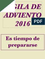 Vigilia - oración Adviento 2016