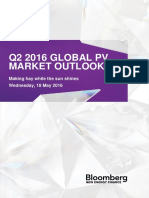 2016-05-18 - Q2 2016 Global PV Market Outlook