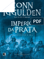 Imperio da Prata - Conn Iggulden.epub