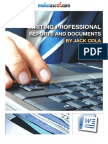 Creating Professional Reports and Documents.pdf