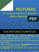 Vias Motoras Somaticas , Sensitivas y Reflejos