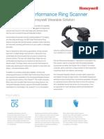 8620 Wearable Ring Scanner Data Sheet en PDF