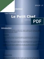 Le Petit Chef - Case- Report1