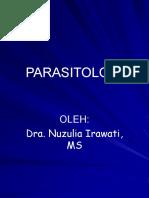 Materi parasit