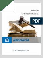 Constitucional- Modulo 5