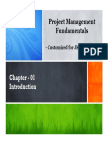 Project Management Fundamentals_V1.0