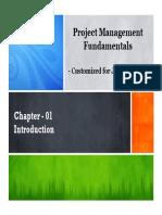 Project Management Fundamentals_V1.0