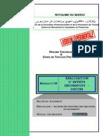 M09-R←alisation effets D←corat Patines-BTP-TPDB