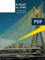 Brazil GAAP vs. IFRS - Ernst Young