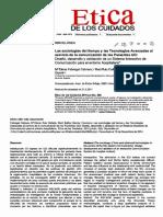 2010 Fabregat Etal Etica de Los Cuidados