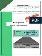 M02-Lecture Et Interpretation Des PlansB-BTP-TPDB