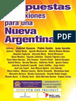 Propuestas Para Una Nueva Argentina