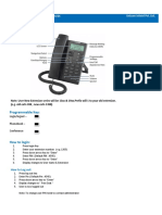 Mitel Phone User Guide