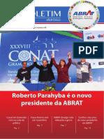 Roberto Parahyba é o novo presidente da ABRAT