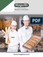 Katalog Piekarniczy 2016 - Angielski