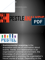 Report on Public Policy (PESTEL ANALYSIS)