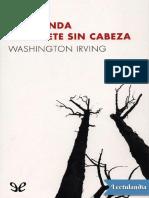 La Leyenda Del Jinete Sin Cabeza - Washington Irving
