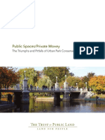 Ccpe Parks Conservancy Report