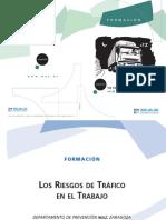 Manual Los Riesgos de Trafico en El Trabajo