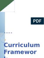 BACO, JONATHAN (Curriculum Framework)