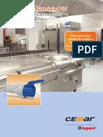 Folheto Tomadas Industriais P17