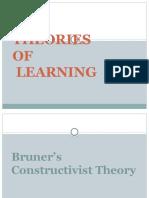 Barnaha, Martin John (Theories of Learning)