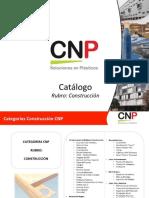 Catalogo Const CNP 2016