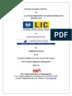 Project on Sundaram Finance Ltd. Original