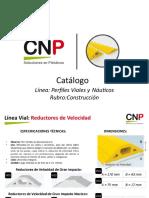 Linea Vial CNP