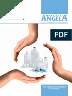 Angela Brevetti Blow Fill Seal Catalog