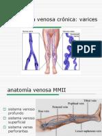 Patologia Venosa ppt