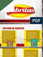 Historia de Sabritas