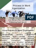 Bab 11- Group Process in Work Organization