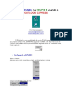 Envio de E-mail No Delphi 5 Usando o Outlook Express