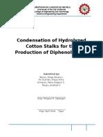 Title Proposal DiphenolicAcid