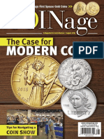 COINage - August 2016