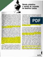 Artículo Sobre Onetti- Vargas Llosa