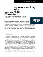 Motivos Para Escribir El Hacedorde Borges Remake(1)