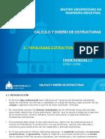 102.1 Tipologías Estructurales