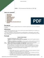 Medicamento Fentanilo 2015
