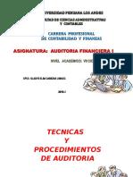 SEMANA 3_tecnicas Auditoria