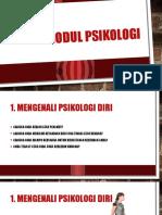 2PET-Modul Psikologi