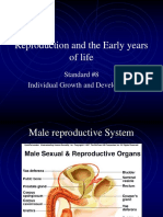 reproduction and the early years of life