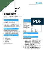TDS - MBrace Laminate Adhesive