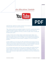 Canales Educativos Youtube