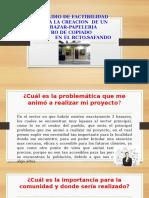 Estudio de Factibilidad Para La Creacion de Un Bazar