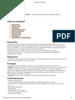 Medicamento Flufenazina 2015