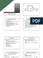 MIS375 L06 Ch06 ProjNetwork [Compatibility Mode]